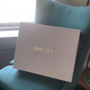 Authentic Jimmy Choo Boot BOX